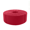 Link Quadrant Stool Red