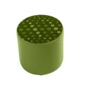 Link Radius Circular Stool Green