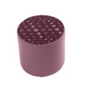 Link Radius Circular Stool Pink