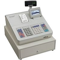 Sharp Cash Register XE-A207W - White