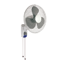 Wall Mounted Fan 410mm 16 inch Q Connect