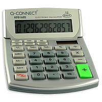 Q-Connect Semi-Desktop Calculator 12-Digit KF01605