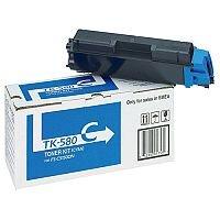 Kyocera TK 580C Cyan Toner 1T02KTCNL0