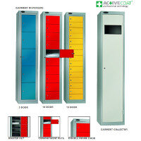 Laundry Dispense & Collect Lockers