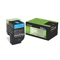 Lexmark Cyan Rp Toner Cartridge 80C20C0