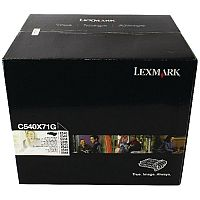 Lexmark Imaging Kit C540X71G Black