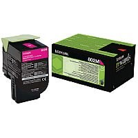 Lexmark Rp Toner Cartridge Magenta 80C20M0