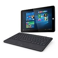 "Linx 1010B 2 in 1 Windows Tablet With Keyboard 10.1"" Screen 32GB Memory Office Mobile USB"