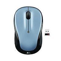 Logitech M325 Wireless Mouse Light Silver 910-002334