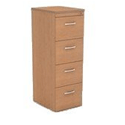 4 Drawer Filing Cabinet Medici