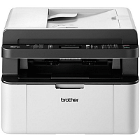 Brother MFC-1910W All-in-One Mono Laser Printer Fax Wireless
