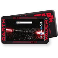 eStar 7in Star Wars Themed Tablet 8GB Storage Black