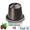 Nespresso� Indriya � Sleeve of 10 Coffee Capsules - Coffee Intensity 10