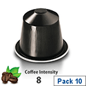Nespresso� Roma � Sleeve of 10 Coffee Capsules - Coffee Intensity 8