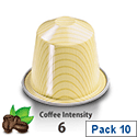 Nespresso� Vanilio � Sleeve of 10 Coffee Capsules - Coffee Intensity 6
