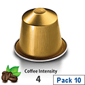 Nespresso� Volluto � Sleeve of 10 Coffee Capsules - Coffee Intensity 4