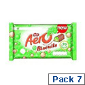 Nestle Aero Mint Biscuit Pack of 7 12169859