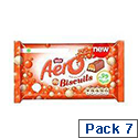 Nestle Aero Orange Biscuit Pack of 7 12169880