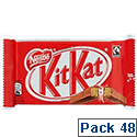 Nestle KitKat Four Finger Box of 48 41092