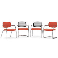 Narbutas GAMA Visitors & Meeting Room Chairs