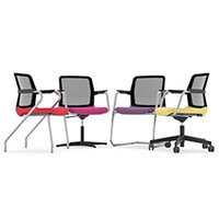 Narbutas WIND Visitors & Meeting Room Chairs