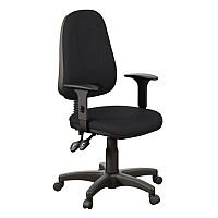 OA Series High Back Operator Office Chair - Black