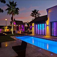 Automated Outdoor Lighting Systems