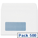 c6 envelopes pack 500