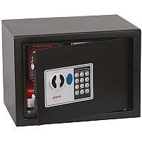 Phoenix Computer Security Safe Size 3 Electric Lock Black 18L