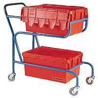 Picking Trolley 870 x 450 x 1000mm 50kg Capacity 316647