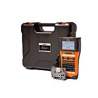 Brother PTE-550WVP WiFi Handheld Industrial Labelmaker with Case