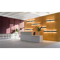 Pastel White Straight Design Reception Unit  RD71