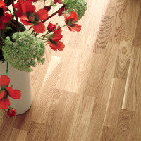 Rumba 13mm 3 Strip Wood Flooring