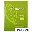 Ormond 40 page Nature Study Copy - 20 Copies