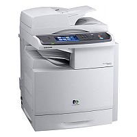 Samsung CLX-8385NX A4 Colour Laser Printer Grey