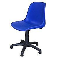 Student Computer Chair with Glides