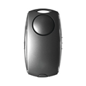 Securikey Personal Alarm Black/Silver PAECABLK