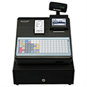 Sharp XE-A217B Cash Register Black
