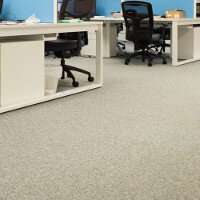 Sidetrade Flooring by HuntOffice Interiors