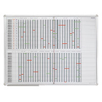 Franken Annual Planner Set 1200 x 900mm SJPC1235