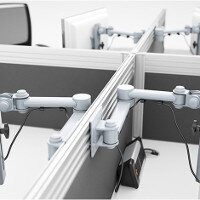 SPRINT Desk Mounted & Freestanding Screens
