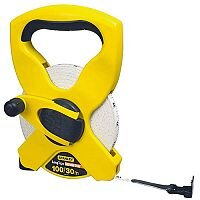 Stanley Open Frame 30m Tape Measure