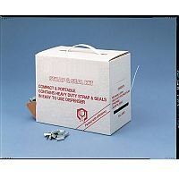 Polypropylene Strap & Seal Dispensing Box Kit