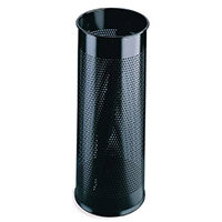 Umbrella Stand / Waste Bin Black