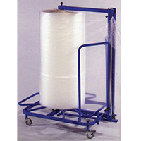 Bubble Film Rollers Height 1100mm