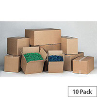 Double Wall Carton 610x254x330mm Pack of 10