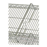Dcr17C Super Erecta Slanted Shelving Extra Retainer To Suit Merchandiser Unit