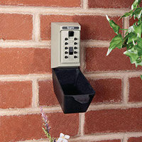 Key Safe 4-5 Yale or 1-2 Chubb Keys or Mixture of Both