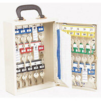 Mobile Key Cabinet 20 Key Capacity
