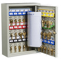 Key Cabinet With Key Lock For 30 Keys